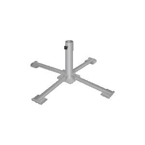 Postolje metalno sklopivo 880x880/Ø58