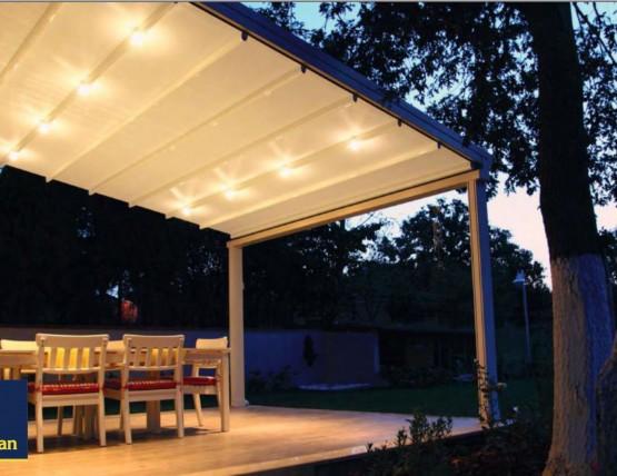 Suman savjetuje: kako odabrati idealnu tendu za vaš dom